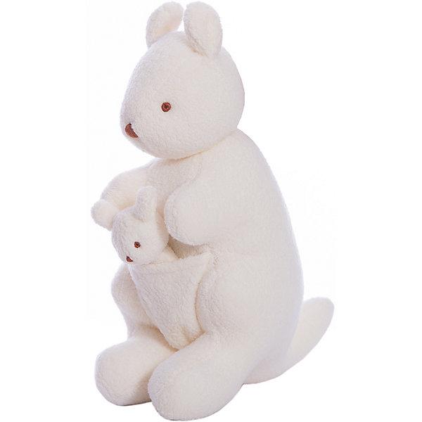 Мягкая игрушка Кенгуру, музыкальный, 20см&#13;, TrousselierМягкие игрушки животные<br>Мягкая игрушка Кенгуру, музыкальный, 20см, Trousselier (Трусельер).<br><br>Характеристики:<br><br>- Высота игрушки: 20 см.<br>- Материал: хлопковый велюр<br>- Мелодия: Колыбельная Иоганесс Брамс<br>- Уход: возможна ручная стирка игрушки<br><br>Мягкая игрушка представляет собой маму-кенгуру со своим детенышем, маленьким очаровательным кенгуренком, который уютно разместился у мамы в сумке. Игрушка выполнена в нежной цветовой гамме, материалом для ее изготовления послужил хлопковый велюр - очень мягкий и приятный на ощупь. Игрушка имеет музыкальный блок, который может воспроизводить нежную колыбельную мелодию, если потянуть за малыша-кенгуренка. Игрушка поможет вашему малышу погрузиться в мир снов и спокойнее спать. Французский бренд Trousselier (Трусельер) вот уже более 40 лет создает уникальные коллекции детских игрушек. Вся продукция изготавливается из натуральных материалов с соблюдением высоких европейских стандартов качества.<br><br>Мягкую игрушку Кенгуру, музыкальную, 20см, Trousselier (Трусельер) можно купить в нашем интернет-магазине.<br><br>Ширина мм: 150<br>Глубина мм: 150<br>Высота мм: 70<br>Вес г: 230<br>Возраст от месяцев: -2147483648<br>Возраст до месяцев: 2147483647<br>Пол: Унисекс<br>Возраст: Детский<br>SKU: 4964814