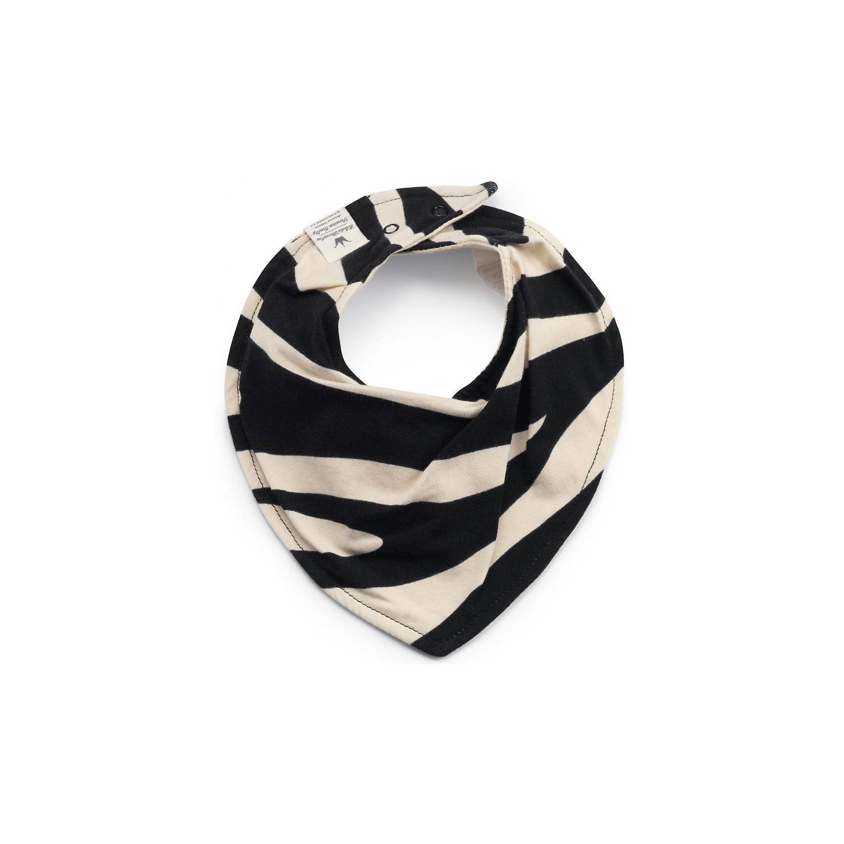 Нагрудник трикотажный Zebra Sunshine, Elodie DetailsНагрудник трикотажный Zebra Sunshine, Elodie Details (Элоди Дитейлс)<br><br>Характеристики:<br><br>• хорошо впитывает влагу<br>• двойной трикотажный слой с мембраной<br>• застегивается с помощью кнопок (2 размера)<br>• легко стирать<br>• размер: 18х21.5 см<br>• длина от горловины: 10.5 см<br>• размер упаковки: 24х19х1 см<br>• вес: 25 грамм<br>• цвет: белый/черный<br><br>Нагрудник Zebra Sunshine надежно защитит одежду ребенка от еды и жидкости. Нагрудник имеет 2 впитывающих слоя из хлопка и мембрану, которая обладает водоотталкивающими свойствами. Размер горловины можно регулировать с помощью двух кнопок. Нагрудник легко стирать в машинке. Zebra Sunshine создан, чтобы облегчить жизнь мамочке!<br><br>Нагрудник трикотажный Zebra Sunshine, Elodie Details (Элоди Дитейлс) вы можете купить в нашем интернет-магазине.<br><br>Ширина мм: 240<br>Глубина мм: 190<br>Высота мм: 2<br>Вес г: 25<br>Возраст от месяцев: 0<br>Возраст до месяцев: 36<br>Пол: Унисекс<br>Возраст: Детский<br>SKU: 4966089