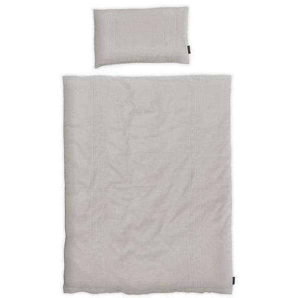 Комплект в кроватку 2 предмета Elodie Details, Marble GreyПостельное белье в кроватку новорождённого<br>Комплект постельного белья;Elodie;Details;   Комплект включает пододеяльник 100х130 см и наволочку 35 х;55 см. Сделаны они из невероятно гладкого и мягкого 100% органического хлопка-перкаль. Хлопок имеет сертификацию GOTS, вырос без использования вредных химических веществ. Подходит к большинству стандартных кроваток и является отличным выбором для малышей, которые действительно заслуживают только самого лучшего.;   К комплектам постельного белья;Elodie;Details подходят;анатомические подушки;Traumeland.   Коллекцию Marble Grey отличают благородные серые цвета: в однотонном варианте и в виде необычного мраморного принта. Серый цвет придает изысканность и утонченность любому образу, он отлично сочетается с яркими аксессуарами и позволяет экспериментировать, создавая смелые модные ансамбли. А кроме прочего, серый цвет универсален и подходит как мальчику, так и девочке.<br>Ширина мм: 390; Глубина мм: 270; Высота мм: 20; Вес г: 558; Возраст от месяцев: 0; Возраст до месяцев: 36; Пол: Мужской; Возраст: Детский; SKU: 4966099;