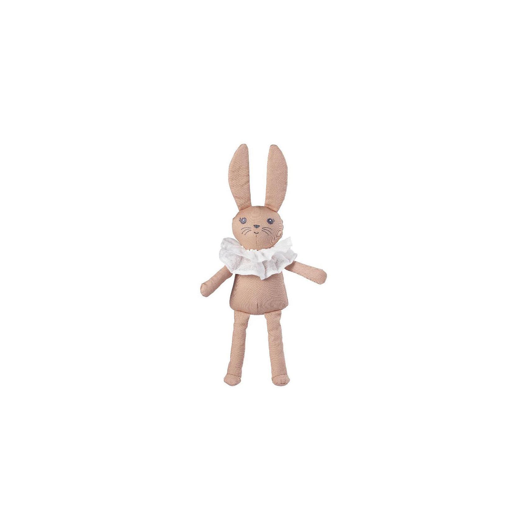 Игрушка Зайчики Lovely Lily, Elodie Details, пудровый розовыйМягкие игрушки<br>Игрушка Elodie Details Lovely Lily  Уникальная троица игрушек-кроликов;от Elodie Details. Каждая из игрушек индивидуальна и имеет своей неповторимый характер и дизайн!;Игрушка непременно;станет любимцем вашего малыша;и его верным спутником в приключениях дома или на природе.  - материал 100% хлопок- длина;41 см;(включая уши)<br><br>Ширина мм: 200<br>Глубина мм: 60<br>Высота мм: 120<br>Вес г: 81<br>Возраст от месяцев: 0<br>Возраст до месяцев: 36<br>Пол: Унисекс<br>Возраст: Детский<br>SKU: 4966118