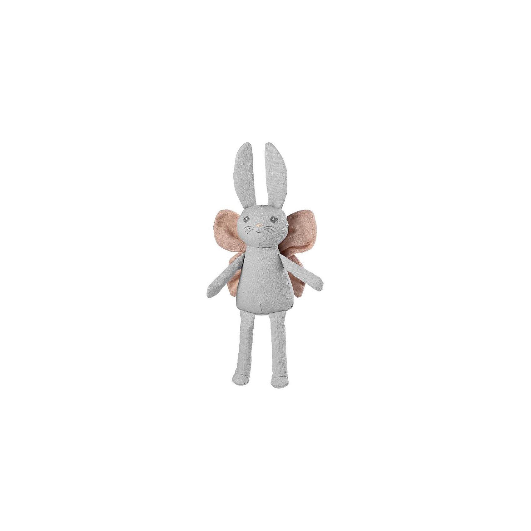 Игрушка Зайчик Tender Bunnybelle, Elodie Details, серыйМягкие игрушки<br>Игрушка Elodie Details Tender Bunnybelle  Уникальная троица игрушек-кроликов;от Elodie Details. Каждая из игрушек индивидуальна и имеет своей неповторимый характер и дизайн!;Игрушка непременно;станет любимцем вашего малыша;и его верным спутником в приключениях дома или на природе.  - материал 100% хлопок- длина;41 см;(включая уши)<br><br>Ширина мм: 200<br>Глубина мм: 60<br>Высота мм: 120<br>Вес г: 82<br>Возраст от месяцев: 0<br>Возраст до месяцев: 36<br>Пол: Унисекс<br>Возраст: Детский<br>SKU: 4966119