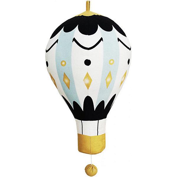 Музыкальный мобиль Moon Balloon Large 47см., Elodie DetailsИгрушки для новорожденных<br>Музыкальный мобиль Moon Balloon Large 47см., Elodie Details<br><br>Характеристики: <br><br>• Размер: 47 см<br>• Возраст: от 0 месяцев<br>• Материал: 100% хлопок, наполнение – полиэстер<br>• Мелодия: 1<br><br>Необычный мобиль в форме воздушного шара сможет украсить детскую комнату малыша. Такая игрушка впишется в любой дизайн и сделает комнату уютнее. Мобиль сделан из качественных материалов, которые полностью безопасны для детей. Малыш сможет рассматривать его и успокаиваться под приятную колыбельную мелодию.<br><br>Музыкальный мобиль Moon Balloon Large 47см., Elodie Details можно купить в нашем интернет-магазине.<br><br>Ширина мм: 250<br>Глубина мм: 250<br>Высота мм: 60<br>Вес г: 563<br>Возраст от месяцев: 0<br>Возраст до месяцев: 18<br>Пол: Мужской<br>Возраст: Детский<br>SKU: 4966122
