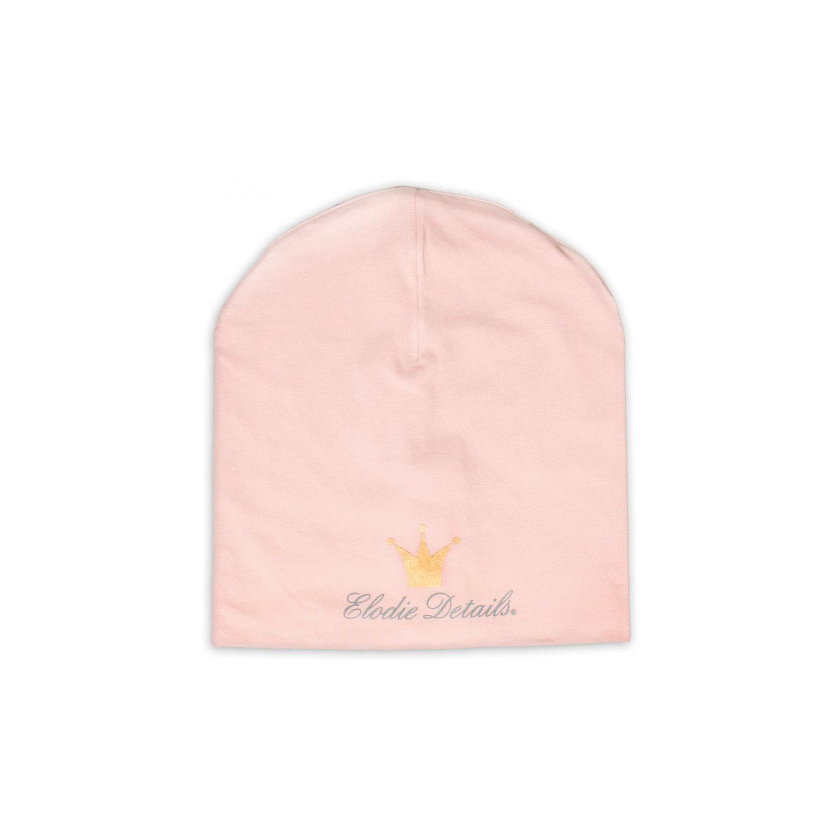 Elodie Details Шапка Powder Pink  р. 0-6 мес., Elodie Details elodie details шапка dot р 0 6 мес elodie details