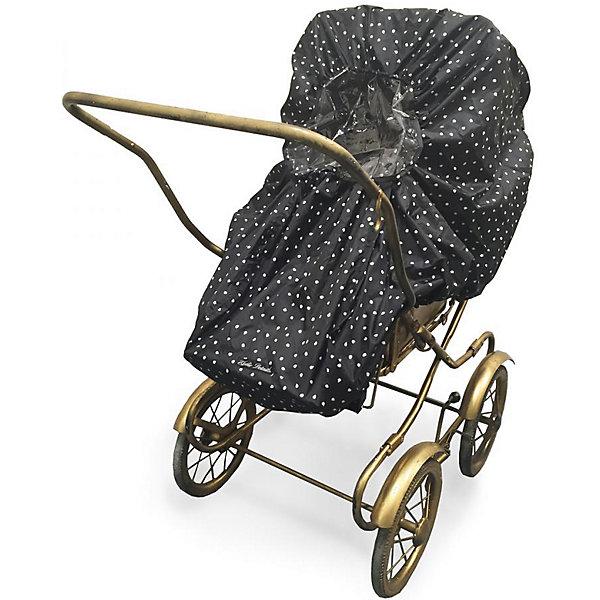 Дождевик для коляски DOT, Elodie DetailsАксессуары для колясок<br>Дождевик для коляски;ELODIE DETAILS DOT  Стильные дождевики;Elodie Details;выпускаются в соответствии с дизайном колясок, но при этом являются совершенно самостоятельным аксессуаром, который подходит ко всем коляскам - как коляскам с люльками, так и для всех типов прогулочных. Не только обеспечивают надежную защиту от дождя, но и выглядят очень эффектно. Поставляются в комплекте со специальной сумочкой с фирменным знаком в виде короны, которую можно крепить к коляске.  - дождевик полностью универсален и подходит ко всем видам спальных и прогулочных колясок - подходит к коляскам как с одной, так и с двумя ручками - полностью непромокаемый - легко надевается на коляски, благодаря эластичным краям - для прогулочных колясок продуман таким образом, что натягивается на подножку, но при этом оставляет достаточно места для зимнего конверта или муфты - окошко на 4-х кнопках - хорошо защищает от дождя, но при этом не затрудняет приток свежего воздуха, его легко снять или убрать под козырек - молния в передней части удобно расстегивается, поэтому доступ к ребенку не затруднен - сзади дождевик регулируется с помощью липучек - очень качественная ткань и детали - возможна машинная стирка- в комплекте стильная сумочка, которая крепится к коляске с помощью липучек, чтобы дождевик всегда был у вас под рукой!<br><br>Ширина мм: 260<br>Глубина мм: 130<br>Высота мм: 60<br>Вес г: 260<br>Возраст от месяцев: 0<br>Возраст до месяцев: 36<br>Пол: Унисекс<br>Возраст: Детский<br>SKU: 4966144