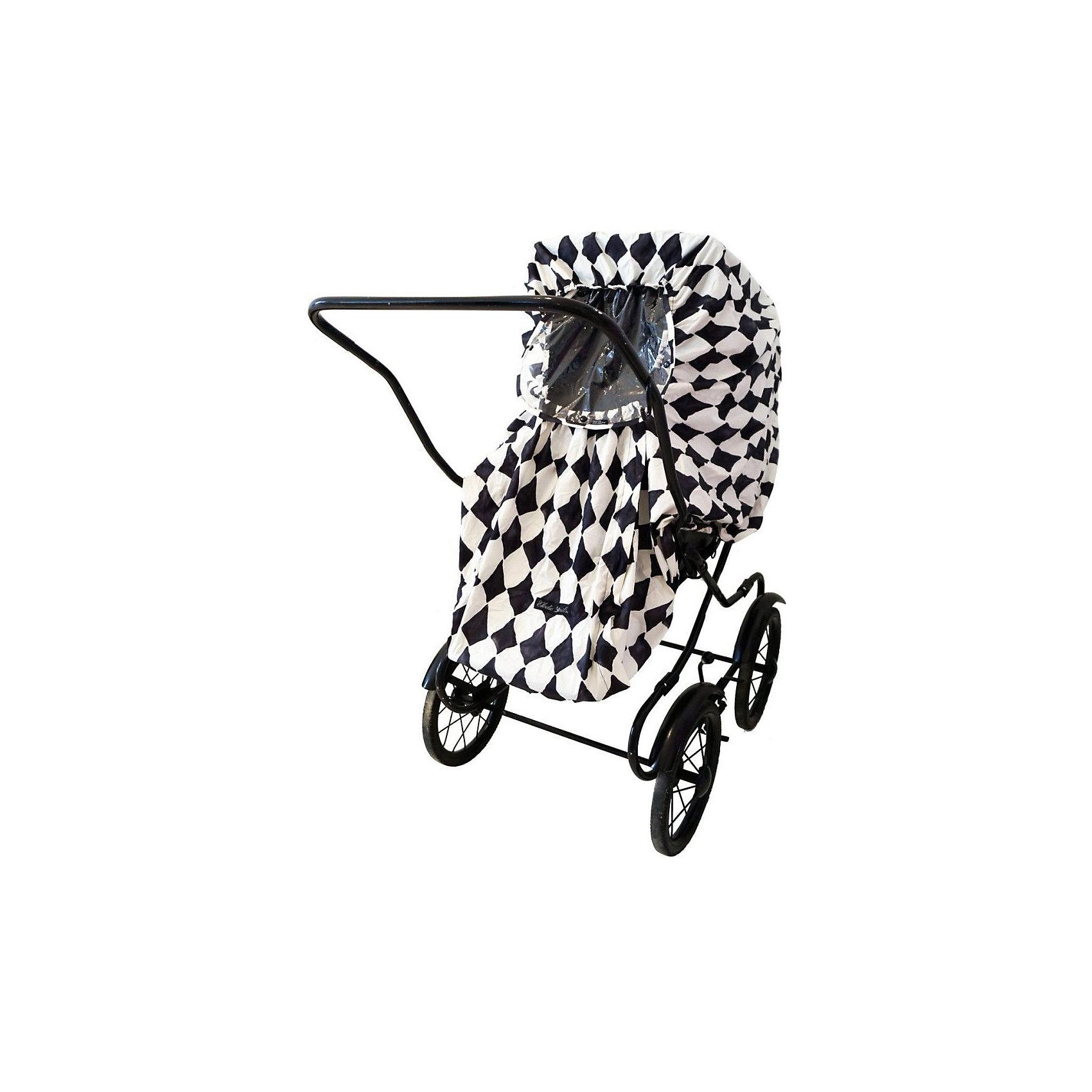 Дождевик для коляски Graphic Grace, Elodie DetailsДождевик для коляски Graphic Grace, Elodie Details (Элоди Дитейлс)<br><br>Характеристики:<br><br>• подходит ко всем видам колясок<br>• легко надеть<br>• эластичные края<br>• сумочка с молнией на липучках в комплекте<br>• съемное окошко не препятствует проникновению воздуха<br>• удобная молния<br>• регулиеруется с помощью липучек сзади<br>• стильный дизайн<br>• вес: 100 грамм<br><br>Дождь или ветер - не повод отменять прогулку. Стильный и надежный дождевик от Elodie Details защитит вашего малыша во время непогоды. Он изготовлен из непромокаемой ткани, застегивается с помощью удобной молнии и регулируется липучками. Прозрачное окошко позволит вам наблюдать за малышом. При необходимости вы сможете отстегнуть или поднять окошко. Поток воздуха не прерывается даже если окно закрыто. Эластичные края дождевика помогут вам легко и быстро надеть его на коляску. В комплект входит небольшая стильная сумочка для мамы: она крепится к коляске при помощи липучек. Дождевик подходит для всех колясок, включая прогулочные. При этом остается достаточно пространства, чтобы установить чехол для ножек. Стильный оригинальный дизайн порадует любителей модных аксессуаров. С этим дождевиком любая прогулка будет в радость!<br><br>Дождевик для коляски Graphic Grace, Elodie Details (Элоди Дитейлс) можно купить в нашем интернет-магазине.<br><br>Ширина мм: 260<br>Глубина мм: 130<br>Высота мм: 60<br>Вес г: 260<br>Возраст от месяцев: 0<br>Возраст до месяцев: 36<br>Пол: Унисекс<br>Возраст: Детский<br>SKU: 4966145