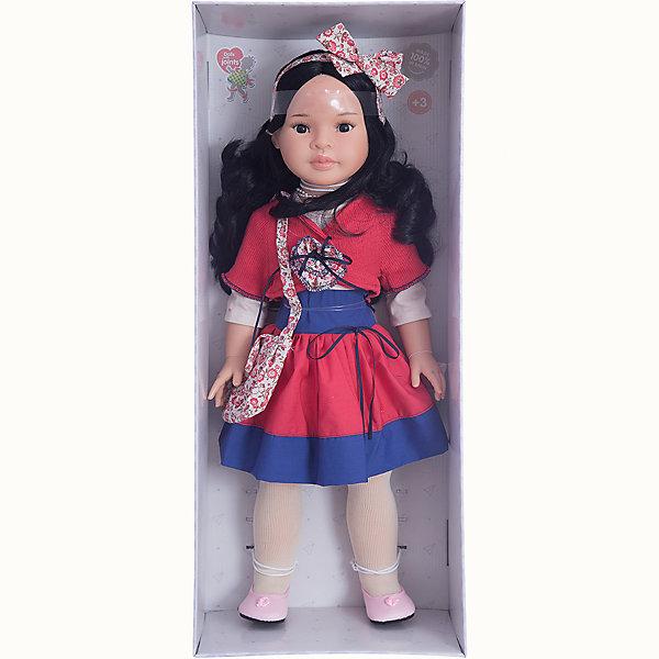 Кукла Мэй, 60 см, Paola ReinaБренды кукол<br>Кукла изготовлена из винила; глаза выполнены в виде кристалла из прозрачного твердого пластика; волосы сделаны из высококачественного нейлона.<br><br>Ширина мм: 340<br>Глубина мм: 340<br>Высота мм: 690<br>Вес г: 1750<br>Возраст от месяцев: 36<br>Возраст до месяцев: 144<br>Пол: Женский<br>Возраст: Детский<br>SKU: 4966360