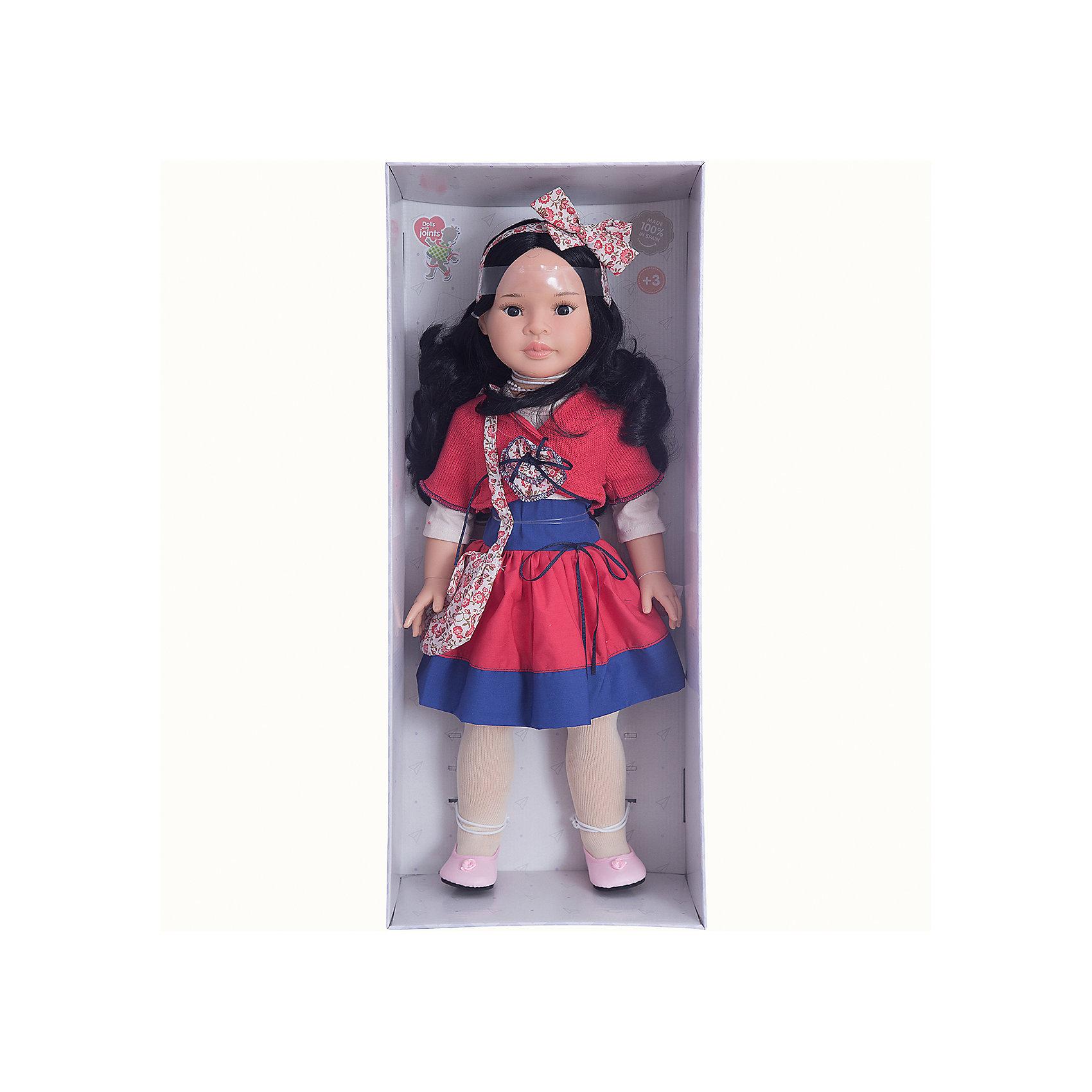 Кукла Мэй, 60 см, Paola ReinaКлассические куклы<br>Кукла изготовлена из винила; глаза выполнены в виде кристалла из прозрачного твердого пластика; волосы сделаны из высококачественного нейлона.<br><br>Ширина мм: 340<br>Глубина мм: 340<br>Высота мм: 690<br>Вес г: 1750<br>Возраст от месяцев: 36<br>Возраст до месяцев: 144<br>Пол: Женский<br>Возраст: Детский<br>SKU: 4966360