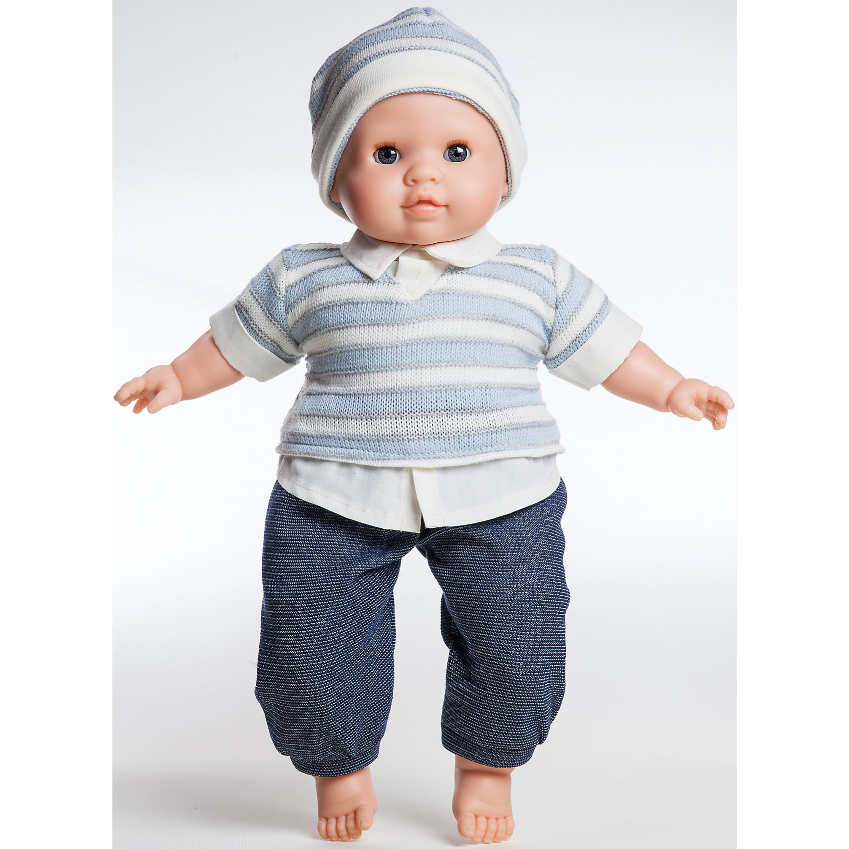 Paola Reina Кукла Ману, 36 см, Paola Reina paola reina кукла кэрол 32 см paola reina