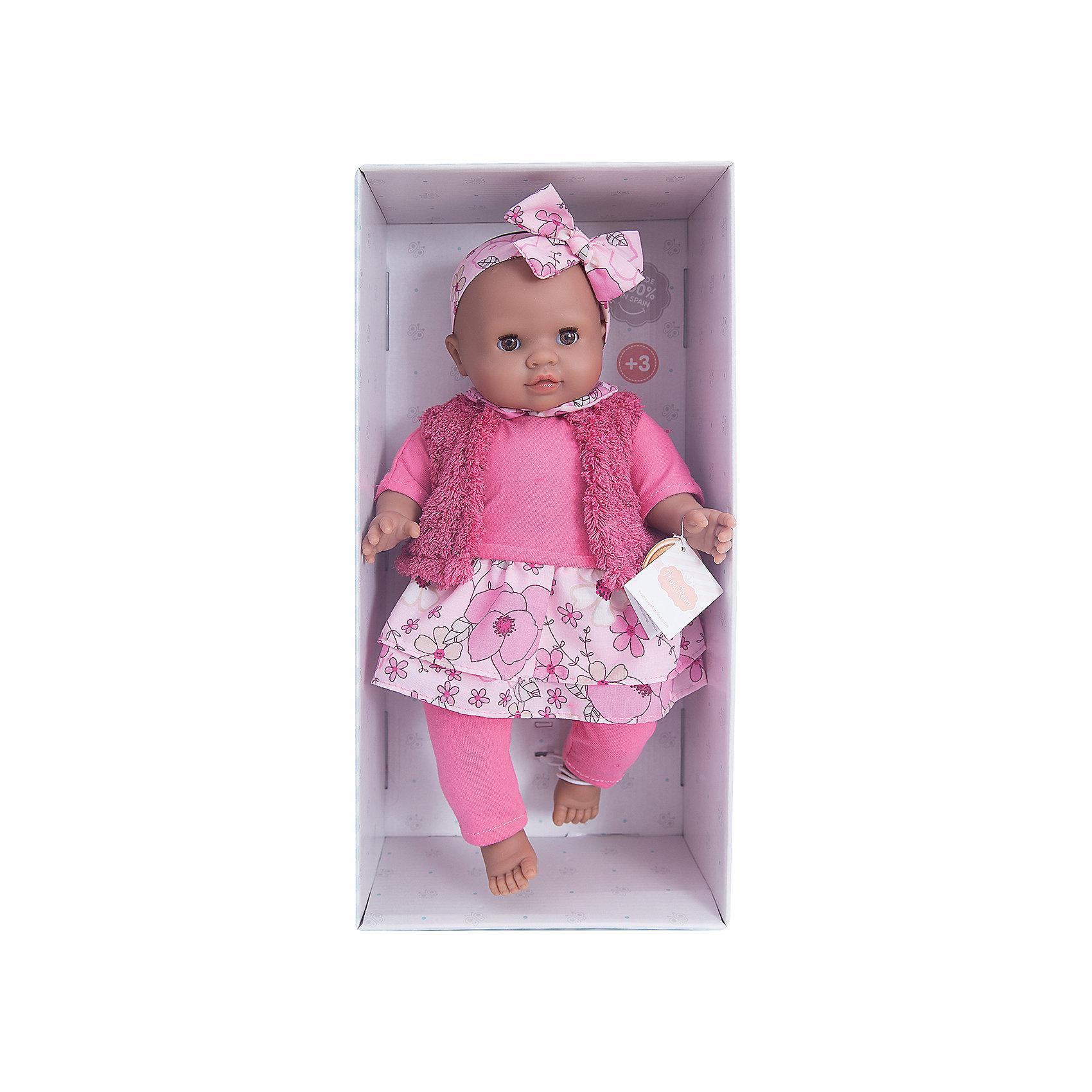 Кукла Альберта, 36 см, Paola ReinaБренды кукол<br>Кукла изготовлена из винила; глаза выполнены в виде кристалла из прозрачного твердого пластика; волосы сделаны из высококачественного нейлона.<br><br>Ширина мм: 120<br>Глубина мм: 250<br>Высота мм: 420<br>Вес г: 1000<br>Возраст от месяцев: 36<br>Возраст до месяцев: 144<br>Пол: Женский<br>Возраст: Детский<br>SKU: 4966362