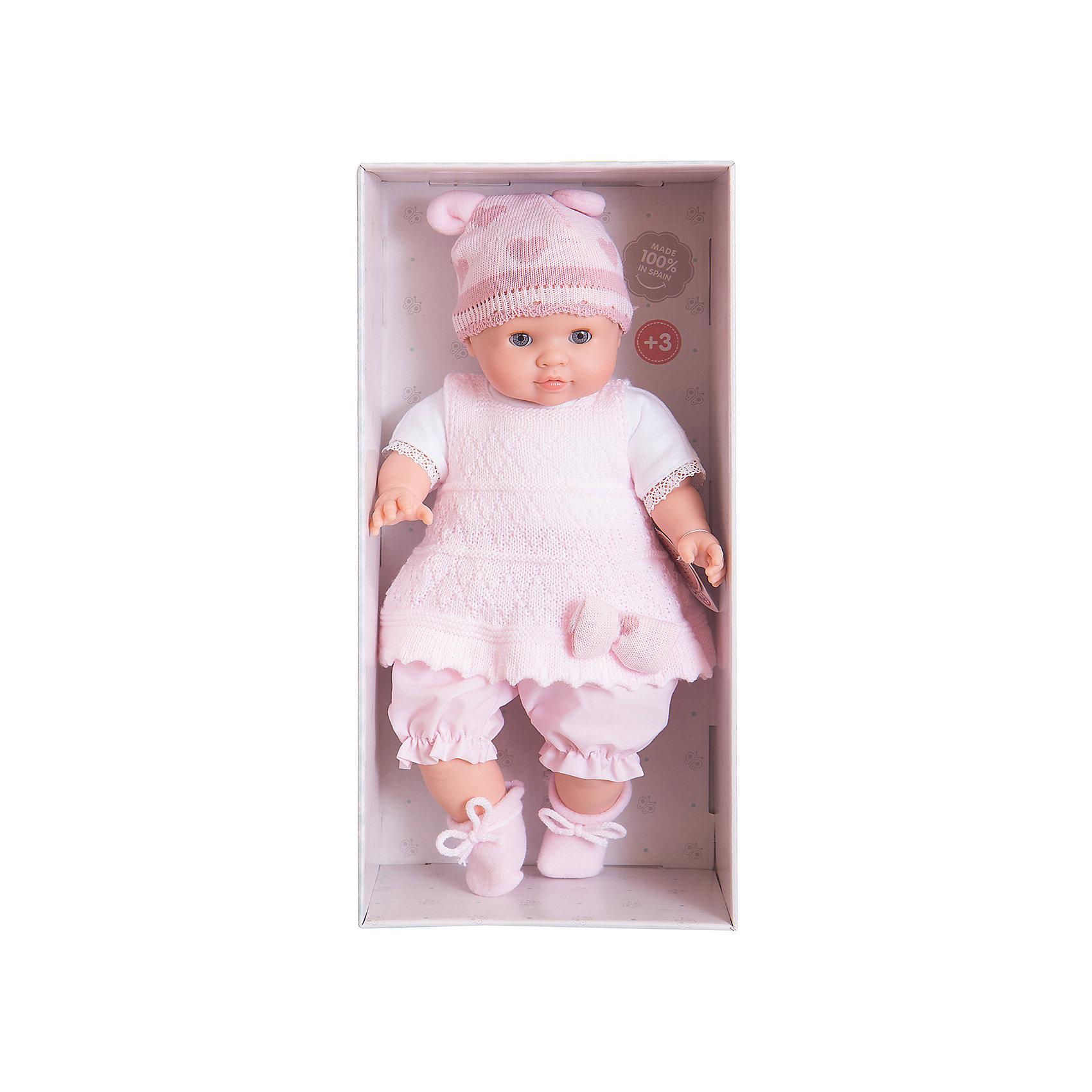Кукла Лола, 36 см, Paola ReinaКлассические куклы<br>Кукла изготовлена из винила; глаза выполнены в виде кристалла из прозрачного твердого пластика; волосы сделаны из высококачественного нейлона.<br><br>Ширина мм: 120<br>Глубина мм: 250<br>Высота мм: 420<br>Вес г: 1000<br>Возраст от месяцев: 36<br>Возраст до месяцев: 144<br>Пол: Женский<br>Возраст: Детский<br>SKU: 4966363