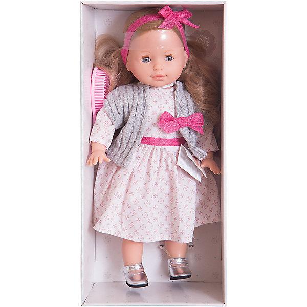Кукла Кончита, 36 см, Paola ReinaКуклы<br>Кукла изготовлена из винила; глаза выполнены в виде кристалла из прозрачного твердого пластика; волосы сделаны из высококачественного нейлона.<br><br>Ширина мм: 120<br>Глубина мм: 250<br>Высота мм: 420<br>Вес г: 1000<br>Возраст от месяцев: 36<br>Возраст до месяцев: 144<br>Пол: Женский<br>Возраст: Детский<br>SKU: 4966369