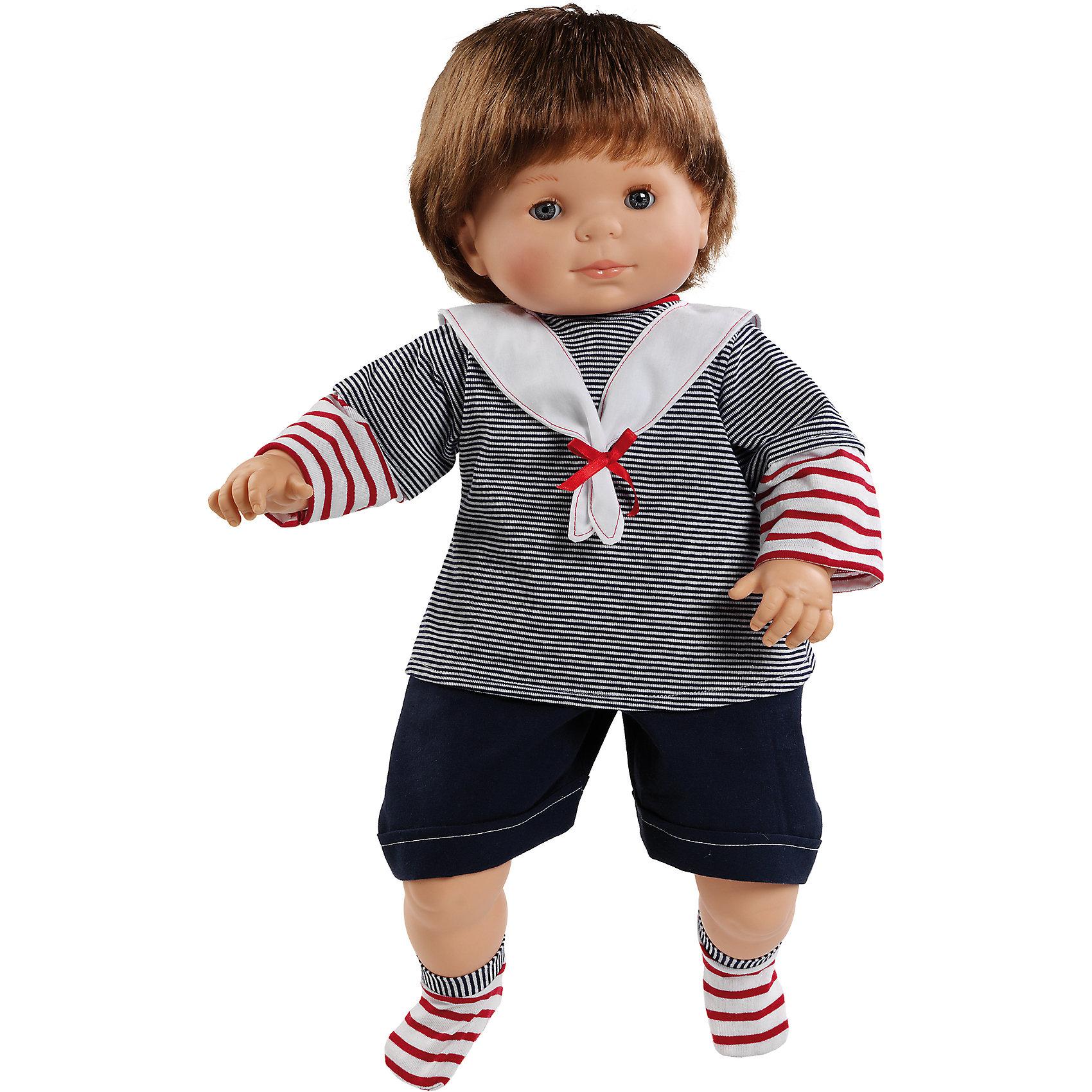 Paola Reina Кукла Маркос, 60см, Paola Reina кукла пупс без одежды 22см 31014 paola reina