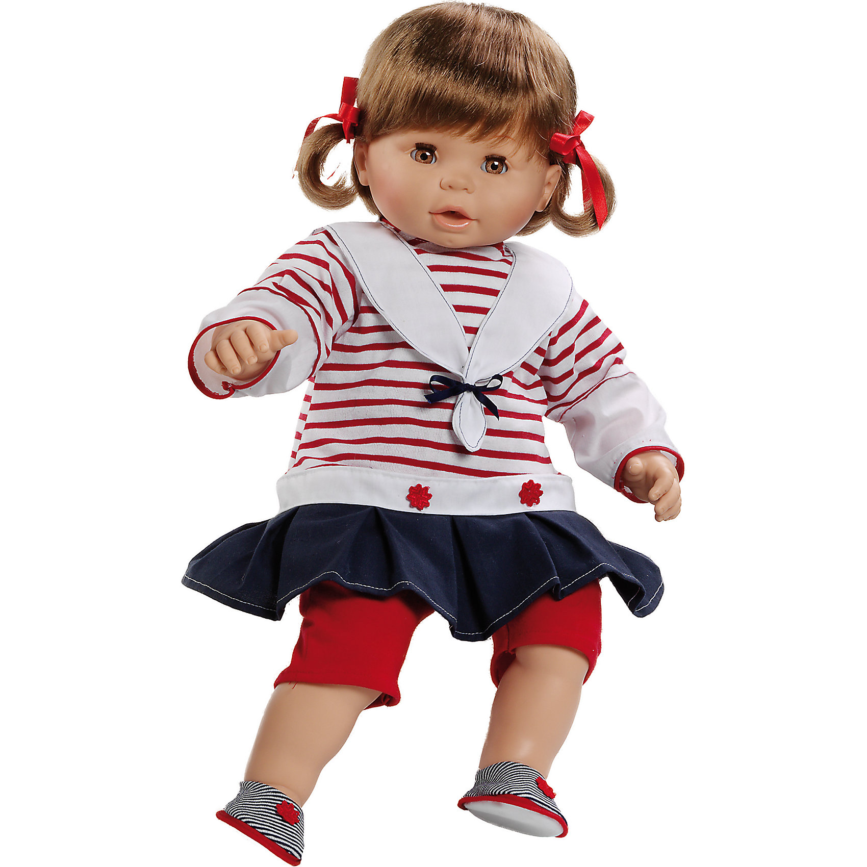 Paola Reina Кукла Лаура, 60 см, Paola Reina кукла пупс без одежды 22см 31014 paola reina