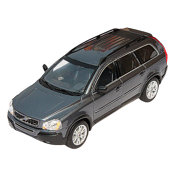 Модель машины 1:18 VOLVO XC90, WellyМашинки<br>Коллекционная модель машины Welly масштаба 1:18 VOLVO XC90<br>Функции: открываются передние двери, капот, багажник, поворотом руля поворачиваются передние колеса.  Обратите внимание, машина представлена в цветовом ассортименте, выбранный вариант в поставке не гарантирован.<br><br>Ширина мм: 160<br>Глубина мм: 140<br>Высота мм: 340<br>Вес г: 1492<br>Возраст от месяцев: 36<br>Возраст до месяцев: 192<br>Пол: Мужской<br>Возраст: Детский<br>SKU: 4966473