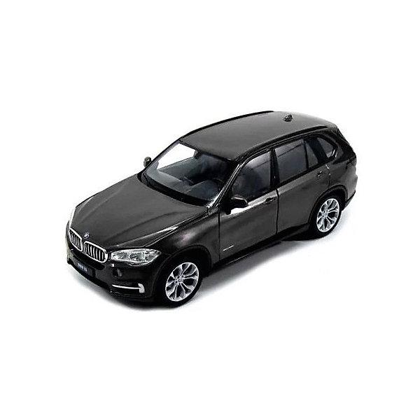 Модель машины 1:32 BMW X5, WellyМашинки<br>Коллекционная модель машины BMW X5 от Welly выполнена в точном соответствии с оригиналом. У машинки открывается капот и двери.<br>Эта модель машины создана на основе реальной модели БМВ X5, выпуск которой начался в 2013 году. Это вместительный, среднеразмерный кроссовер, способный преодолеть самые разные препятствия на дороге. Модель Welly выполнена в белом цвете, салон детализирован. Масштаб - 1:32.<br><br>Ширина мм: 80<br>Глубина мм: 80<br>Высота мм: 180<br>Вес г: 292<br>Возраст от месяцев: 36<br>Возраст до месяцев: 192<br>Пол: Мужской<br>Возраст: Детский<br>SKU: 4966502