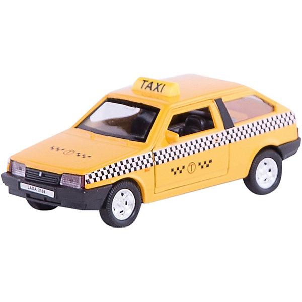 Модель машины 1:34-39 LADA 2108 ТАКСИ, WellyМашинки<br>Коллекционная модель машины  масштаба 1:34-39 LADA 2108 ТАКСИ. Функции: открываются передние двери, инерционный механизм.<br>Цвет кузова автомобиля представлен в ассортименте. Выбрать определенный цвет заранее не представляется возможным.<br><br>Ширина мм: 60<br>Глубина мм: 110<br>Высота мм: 140<br>Вес г: 163<br>Возраст от месяцев: 36<br>Возраст до месяцев: 192<br>Пол: Мужской<br>Возраст: Детский<br>SKU: 4966506