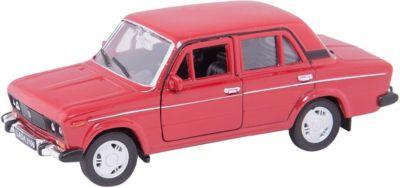 Модель машины 1:34-39 LADA 2106, Welly