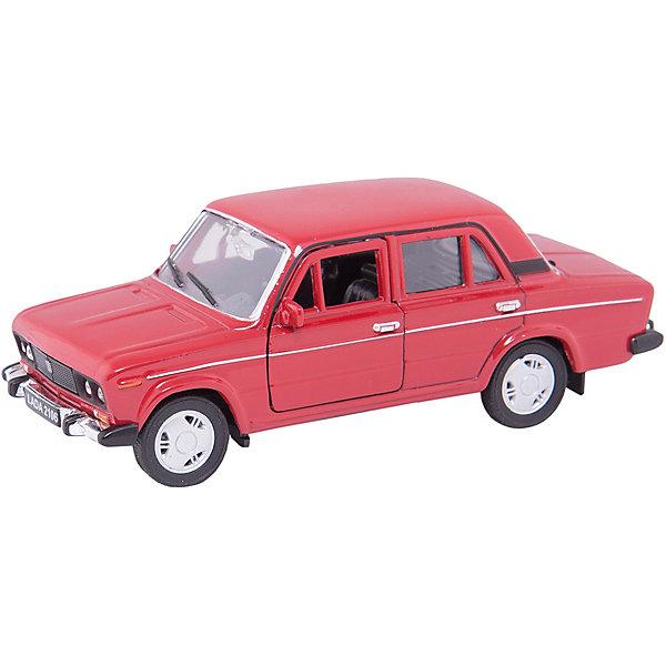 Модель машины 1:34-39 LADA 2106, WellyМашинки<br>Коллекционная модель машины  масштаба 1:34-39 LADA 2106. Функции: открываются передние двери, инерционный механизм.<br>Цвет кузова автомобиля представлен в ассортименте. Выбрать определенный цвет заранее не представляется возможным.<br><br>Ширина мм: 60<br>Глубина мм: 115<br>Высота мм: 140<br>Вес г: 182<br>Возраст от месяцев: 36<br>Возраст до месяцев: 192<br>Пол: Мужской<br>Возраст: Детский<br>SKU: 4966514