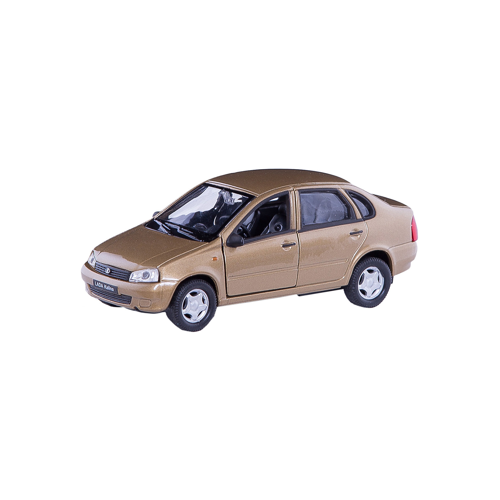Модель машины 1:34-39 LADA Kalina, WellyМашинки<br>Коллекционная модель машины  масштаба 1:34-39 LADA Kalina. Функции: открываются передние двери, инерционный механизм.<br>Цвет кузова автомобиля представлен в ассортименте. Выбрать определенный цвет заранее не представляется возможным.<br><br>Ширина мм: 60<br>Глубина мм: 110<br>Высота мм: 150<br>Вес г: 184<br>Возраст от месяцев: 36<br>Возраст до месяцев: 192<br>Пол: Мужской<br>Возраст: Детский<br>SKU: 4966516