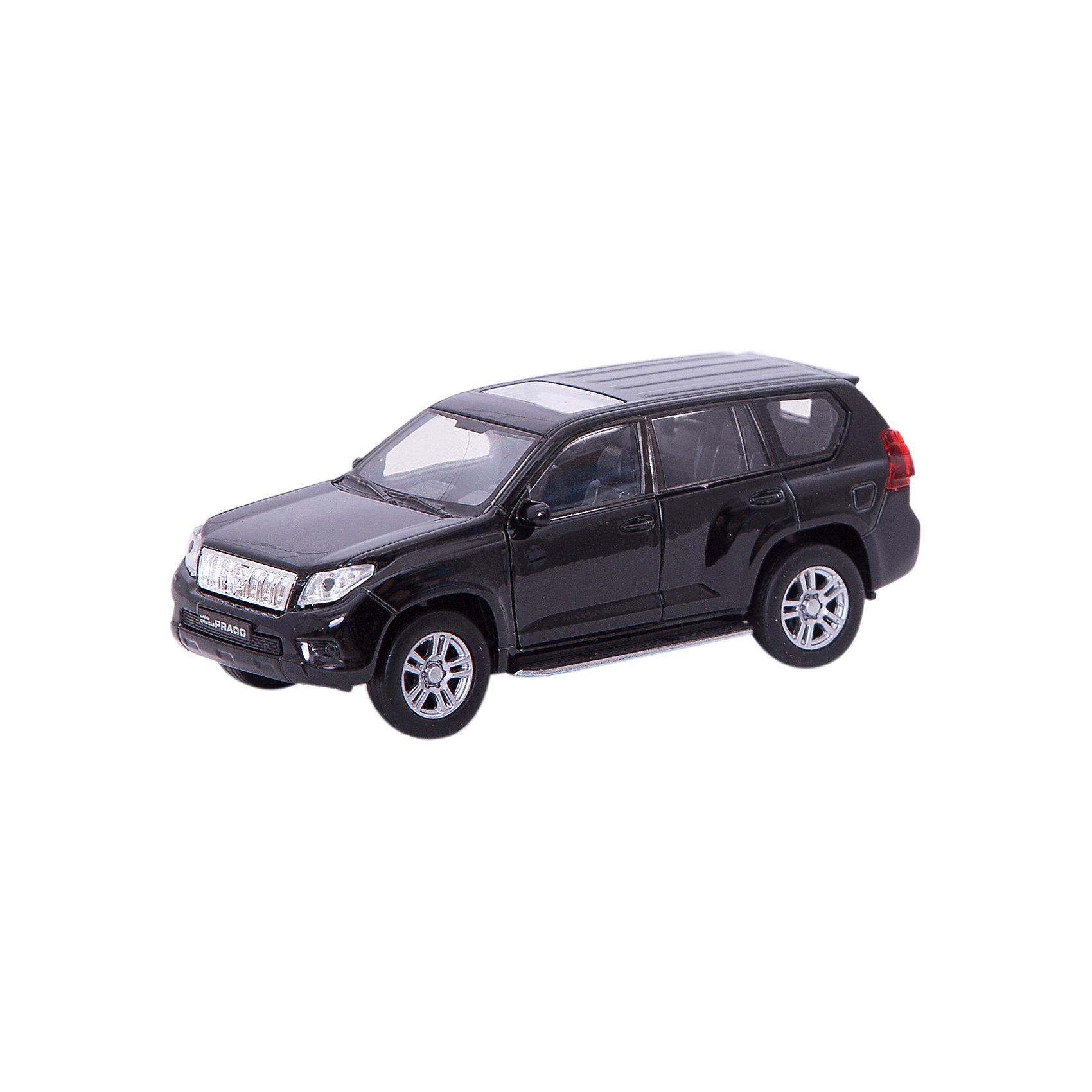 Модель машины 1:34-39 Toyota Land Cruiser Prado, WellyКоллекционные модели<br>Коллекционная модель машины 1:34-39 Toyota Land Cruiser Prado.<br>Цвет кузова автомобиля представлен в ассортименте. Выбрать определенный цвет заранее не представляется возможным.<br><br>Ширина мм: 60<br>Глубина мм: 110<br>Высота мм: 150<br>Вес г: 159<br>Возраст от месяцев: 36<br>Возраст до месяцев: 192<br>Пол: Мужской<br>Возраст: Детский<br>SKU: 4966526