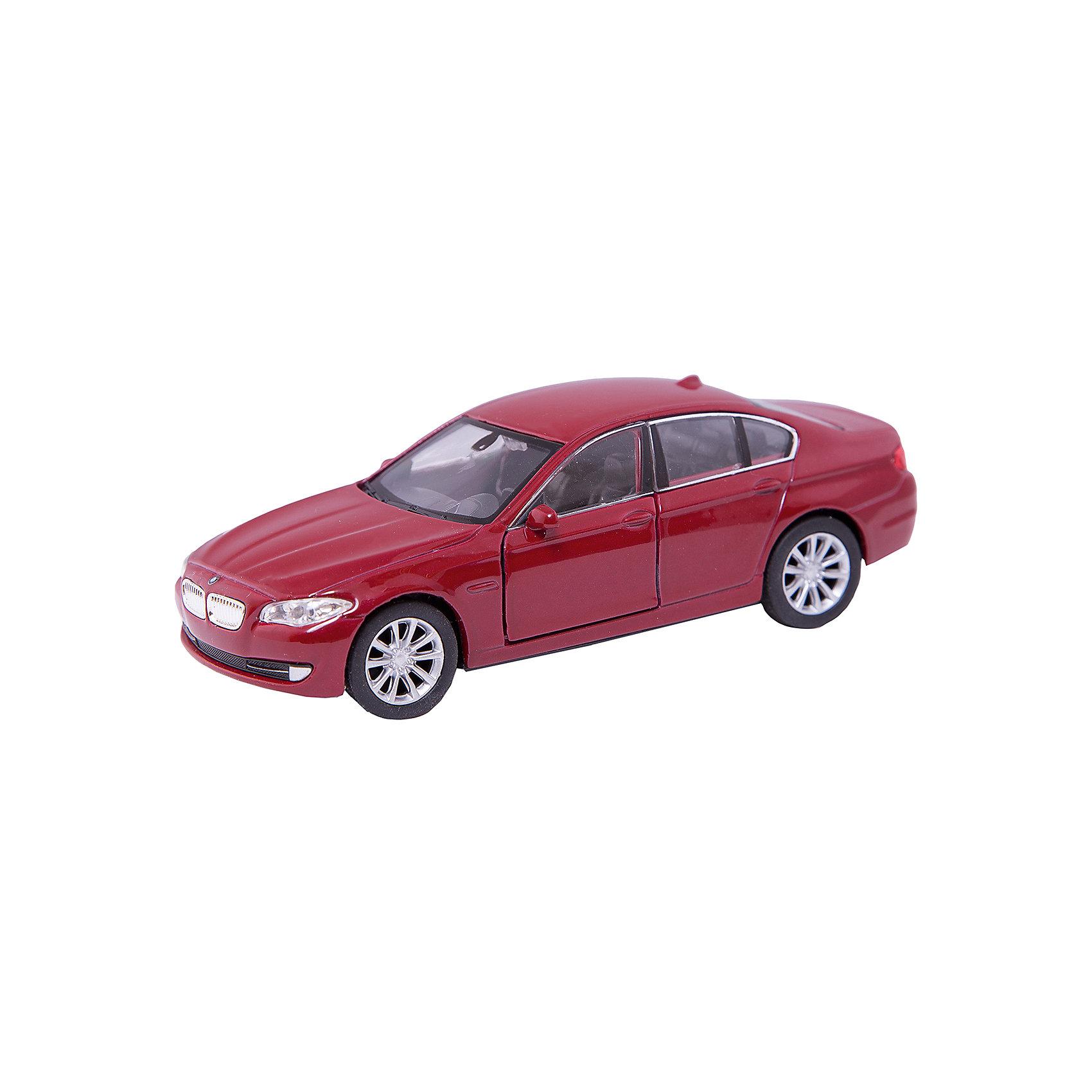 Модель машины 1:34-39 BMW 535, WellyКоллекционные модели<br>Коллекционная модель машины Welly (Велли) - это настоящая уменьшенная копия автомобиля BMW 535, выполненная в масштабе 1:34-39. Машинка функциональна: у нее открываются двери, колеса вращаются.<br>Автомобиль BMW 535 вышел в свет в 2010 году, он был создан для удовлетворения самых взыскательных требований. У него внушительные технические характеристики, а изящный дизайн покоряет с первого взгляда.<br><br>Ширина мм: 145<br>Глубина мм: 115<br>Высота мм: 60<br>Вес г: 158<br>Возраст от месяцев: 36<br>Возраст до месяцев: 192<br>Пол: Мужской<br>Возраст: Детский<br>SKU: 4966527