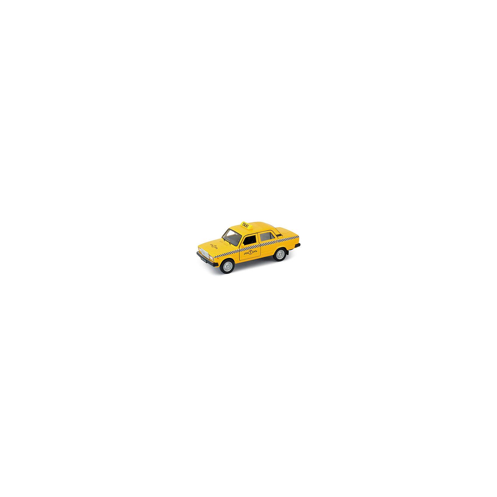 Модель машины  1:34-39 LADA 2107 ТАКСИ, WellyКоллекционные модели<br>Коллекционная модель машины Welly 1:34-39 LADA 2107 ТАКСИ.<br>Цвет кузова автомобиля представлен в ассортименте. Выбрать определенный цвет заранее не представляется возможным.<br><br>Ширина мм: 60<br>Глубина мм: 115<br>Высота мм: 145<br>Вес г: 166<br>Возраст от месяцев: 36<br>Возраст до месяцев: 192<br>Пол: Мужской<br>Возраст: Детский<br>SKU: 4966531