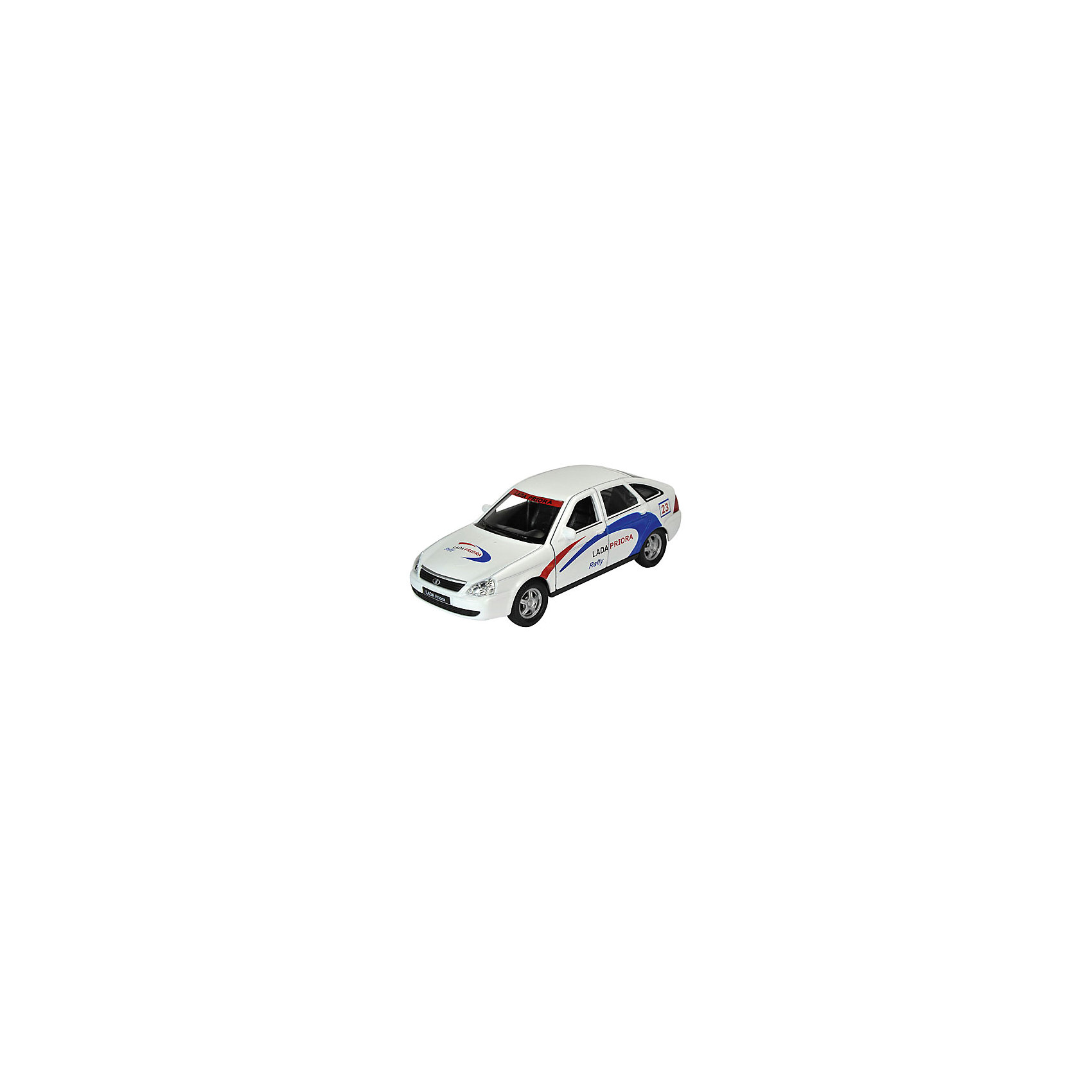 Модель машины  1:34-39 LADA PRIORA RALLY, WellyКоллекционные модели<br>Коллекционная модель машины Welly 1:34-39 LADA PRIORA RALLY.<br>Цвет кузова автомобиля представлен в ассортименте. Выбрать определенный цвет заранее не представляется возможным.<br><br>Ширина мм: 60<br>Глубина мм: 115<br>Высота мм: 145<br>Вес г: 161<br>Возраст от месяцев: 36<br>Возраст до месяцев: 192<br>Пол: Мужской<br>Возраст: Детский<br>SKU: 4966534