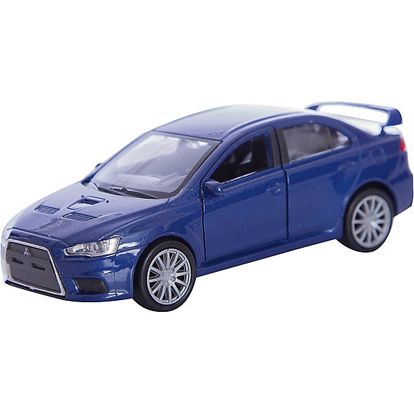 Модель машины 1:34-39 Mitsubishi Lancer Evolution X, Welly
