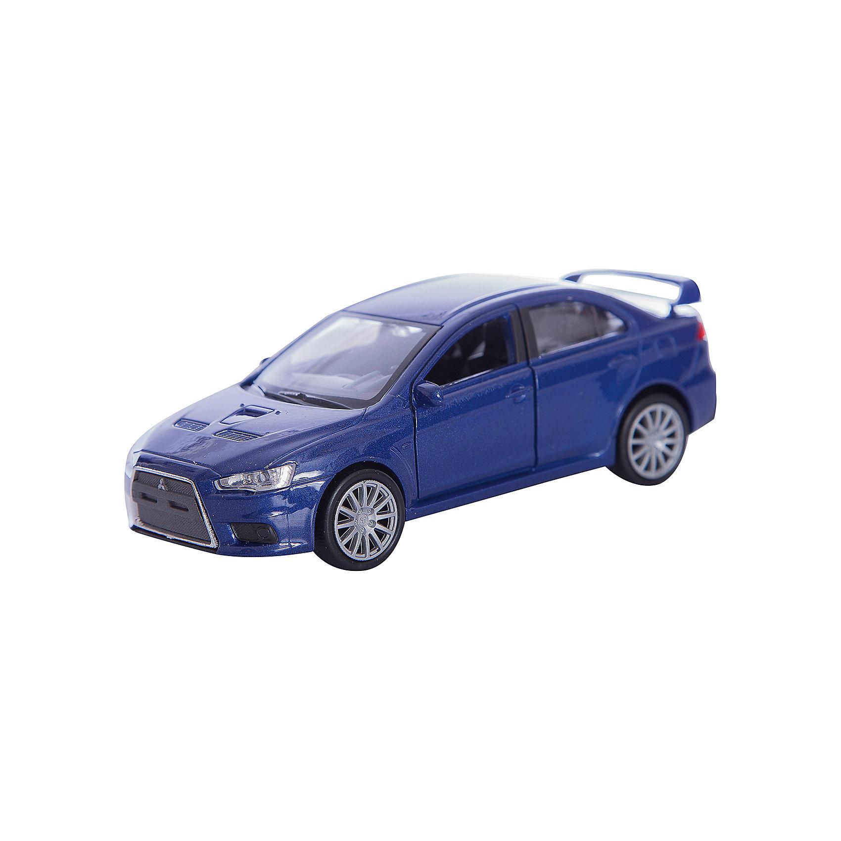 Модель машины 1:34-39 Mitsubishi Lancer Evolution X, WellyКоллекционные модели<br>Коллекционная модель машины 1:34-39 Mitsubishi Lancer Evolution X.<br>Цвет кузова автомобиля представлен в ассортименте. Выбрать определенный цвет заранее не представляется возможным.<br><br>Ширина мм: 60<br>Глубина мм: 110<br>Высота мм: 150<br>Вес г: 166<br>Возраст от месяцев: 36<br>Возраст до месяцев: 192<br>Пол: Мужской<br>Возраст: Детский<br>SKU: 4966538