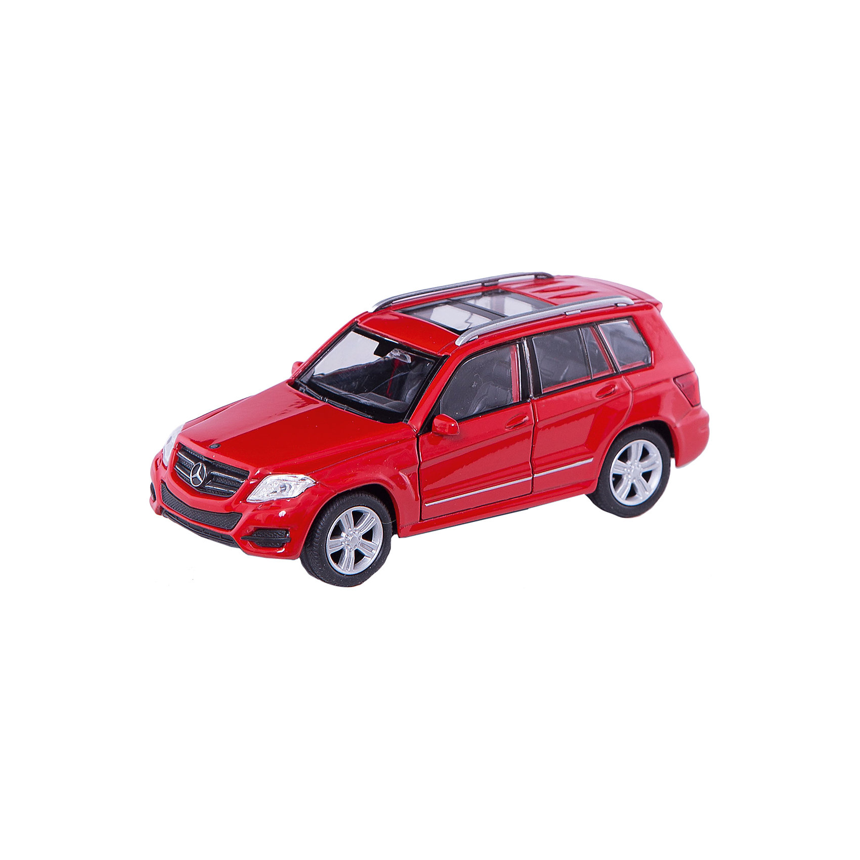 Модель машины 1:34-39 Mercedes-Benz GLK, WellyКоллекционные модели<br>Люксовый кроссовер Mercedes-Benz GLK в исполнении известного производителя детских игрушек Welly, порадует любого коллекционера масштабированных моделей автомобилей. Точная копия этого мерседеса выполнена в масштабе 1:34-39, цвет кузова представлен в ассортименте (без возможности выбора). В крыше автомобиля имеется прозрачный люк.<br><br>Ширина мм: 60<br>Глубина мм: 110<br>Высота мм: 150<br>Вес г: 170<br>Возраст от месяцев: 36<br>Возраст до месяцев: 192<br>Пол: Мужской<br>Возраст: Детский<br>SKU: 4966543