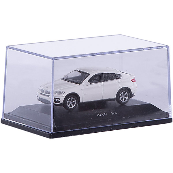 Модель машины 1:87 BMW X6, WellyМашинки<br>Коллекционная модель машины масштаба 1:87 BMW X6 от Welly. Цвет кузова представлен в ассортименте, выбранный вариант в поставке не гарантирован.<br><br>Ширина мм: 45<br>Глубина мм: 40<br>Высота мм: 75<br>Вес г: 55<br>Возраст от месяцев: 36<br>Возраст до месяцев: 192<br>Пол: Мужской<br>Возраст: Детский<br>SKU: 4966554