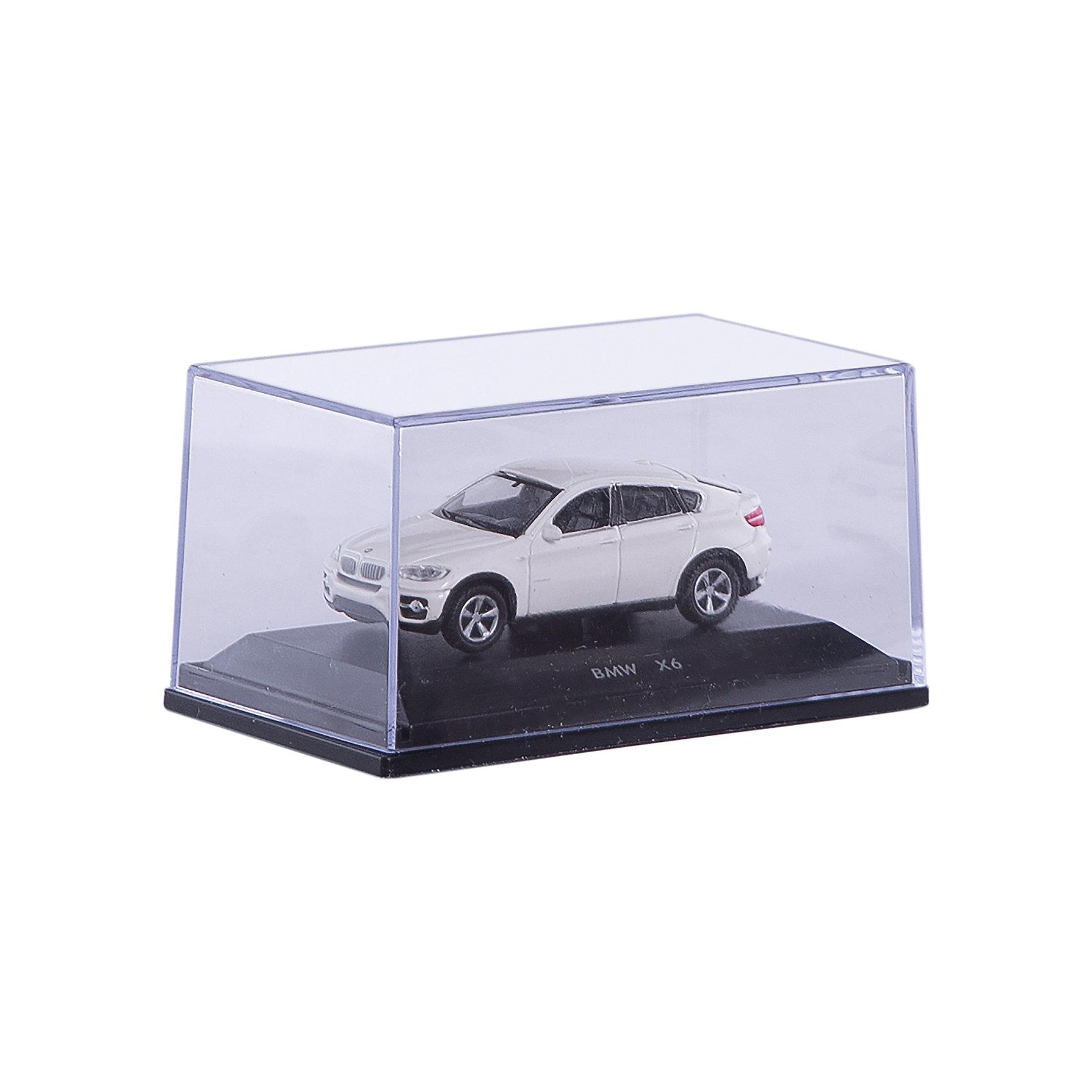Модель машины 1:87 BMW X6, WellyКоллекционные модели<br>Коллекционная модель машины масштаба 1:87 BMW X6 от Welly. Цвет кузова представлен в ассортименте, выбранный вариант в поставке не гарантирован.<br><br>Ширина мм: 45<br>Глубина мм: 40<br>Высота мм: 75<br>Вес г: 55<br>Возраст от месяцев: 36<br>Возраст до месяцев: 192<br>Пол: Мужской<br>Возраст: Детский<br>SKU: 4966554