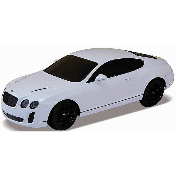 Модель машины 1:24 Bentley Continental Supersports, р/у, WellyРадиоуправляемые машины<br>Р/у машины масштаба 1:24. Функции: Движение вперед-назад, вправо-влево. При движении вперед загорается свет передних фар, при движении назад – задних фонарей. Радиус действия пульта управления до 8м. Питание: 2AA батарейки для пульта для машины 3 АА батарейки, в комплект не входят. Цвет кузова автомобиля представлен в ассортименте. Выбрать определенный цвет заранее не представляется возможным.<br>Ширина мм: 110; Глубина мм: 130; Высота мм: 260; Вес г: 504; Возраст от месяцев: 36; Возраст до месяцев: 192; Пол: Мужской; Возраст: Детский; SKU: 4966557;