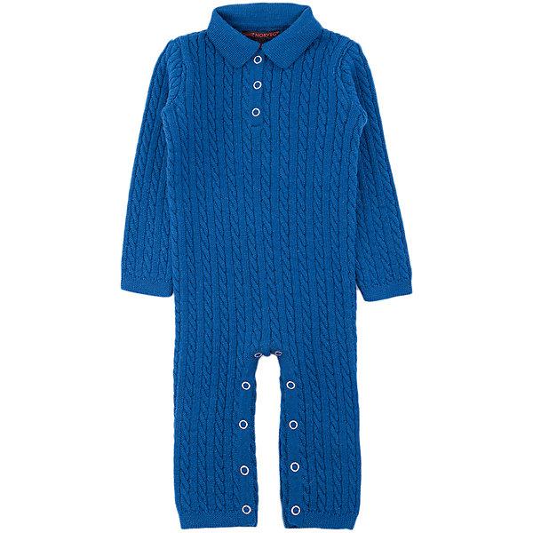 Комбинезон NorvegКомбинезоны<br>Комбинезон от известного бренда Norveg<br><br>Термокомбинезон Norveg Overall Wool от немецкой компании Norveg (Норвег) - это удобная и красивая одежда, которая обеспечит комфортную терморегуляцию тела и на улице, и в помещении. <br>Он сделан из шерсти мериноса (австралийской тонкорунной овцы), которая обладает гипоаллергенными свойствами, поэтому не вызывает раздражения, даже если надета на голое тело. Для удобства малышей в пряжу добавлена шерсть альпаки.<br>Отличительные особенности модели:<br><br>- цвет: синий;<br>- анатомические резинки;<br>- материал впитывает влагу и сразу выводит наружу;<br>- анатомический крой;<br>- подходит и мальчикам, и девочкам;<br>- кнопки внизу изделия и на вороте.<br><br>Дополнительная информация:<br><br>- Температурный режим: от - 20° С  до +5° С.<br><br>- Состав: 100% шерсть мериносов и альпаки<br><br>Комбинезон Norveg (Норвег) можно купить в нашем магазине.<br>Ширина мм: 215; Глубина мм: 88; Высота мм: 191; Вес г: 336; Цвет: синий; Возраст от месяцев: 6; Возраст до месяцев: 9; Пол: Унисекс; Возраст: Детский; Размер: 68/74,80/86; SKU: 4966601;