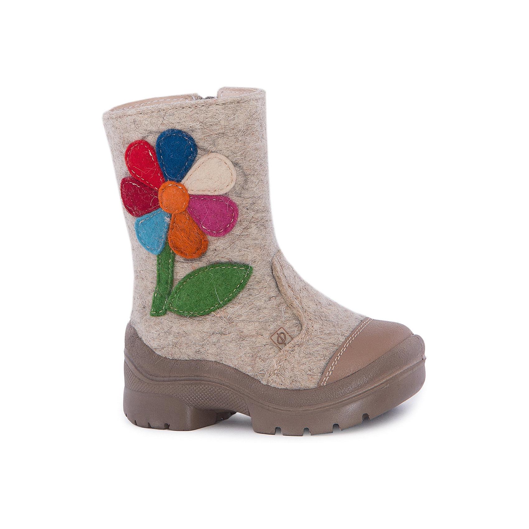 Филипок Валенки Цветик-Семицветик для девочки Филипок филипок валенки для девочки филипок