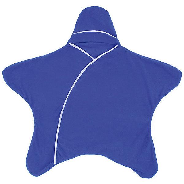 Конверт 5 в 1 Twinklbaby, ультрамаринДетские конверты<br>Конверт 5 в 1 торговой марки Twinklbaby - это первая многофункциональная линия одежды, имеющая уникальный дизайн  и  практичность. Конверт Заверни и иди - разработан специально для родителей, которые ценят свое время и заинтересованы в создании комфорта для своего малыша. Конверт 5в1Заверни и иди обладает многофункциональностью- это и комбинезон, и конверт, и игровой коврик, и плед и удобное и быстрое пеленание. Малышу предоставляет свобода  в движениях, а родителям при необходимости быстро и легко запеленать малыша. Даже если Ваш малыш заснул Вы легко и быстро его запеленаете, т.к. у изделия отсутствуют пуговицы, застежки и молнии. Конверт 5в1Заверни и иди выручит Вас на прогулке, в путешествие, в поликлинике, на природе и в слинге.<br><br>Характеристики: <br><br>- цвет: синий;                                                                                                                                             - коллекция: заверни и иди;                                                                                                                                                                                                                                                                                                                                                                                                                                                         - возраст: от 1-го месяца и выше;                                                                                                                     - рост: до 80 см;                                                                                                                                                           - пол: универсальный;<br>- совместимость: с 5-титочечными страховочными ремнями — можно использовать в детских колясках и автолюльках;                                                                                         