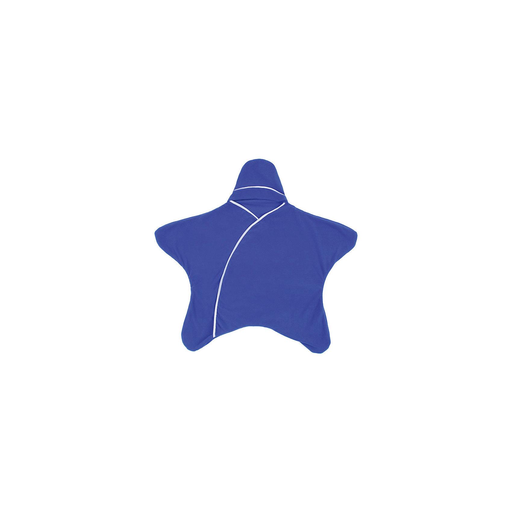 Конверт 5 в 1 Twinklbaby, ультрамаринПеленание<br>Конверт 5 в 1 торговой марки Twinklbaby - это первая многофункциональная линия одежды, имеющая уникальный дизайн  и  практичность. Конверт Заверни и иди - разработан специально для родителей, которые ценят свое время и заинтересованы в создании комфорта для своего малыша. Конверт 5в1Заверни и иди обладает многофункциональностью- это и комбинезон, и конверт, и игровой коврик, и плед и удобное и быстрое пеленание. Малышу предоставляет свобода  в движениях, а родителям при необходимости быстро и легко запеленать малыша. Даже если Ваш малыш заснул Вы легко и быстро его запеленаете, т.к. у изделия отсутствуют пуговицы, застежки и молнии. Конверт 5в1Заверни и иди выручит Вас на прогулке, в путешествие, в поликлинике, на природе и в слинге.<br><br>Характеристики: <br><br>- цвет: синий;                                                                                                                                             - коллекция: заверни и иди;                                                                                                                                                                                                                                                                                                                                                                                                                                                         - возраст: от 1-го месяца и выше;                                                                                                                     - рост: до 80 см;                                                                                                                                                           - пол: универсальный;<br>- совместимость: с 5-титочечными страховочными ремнями — можно использовать в детских колясках и автолюльках;                                                                                                