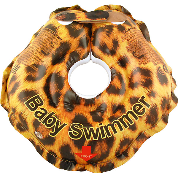 Круг для купания BabySwimmer, ЛЕОТовары для купания<br>Купание младенца - ответственное и важное занятие. Круг для купания Baby Swimmer  с оригинальной расцветкой обеспечит безопасность процесса, избавит малыша от страха воды и сделает водные процедуры веселой игрой. У круга есть устройство, поддерживающее подбородок, что позволит избежать проглатывание воды малышом. У круга яркие цвета, необычный дизайн и веселые картинки по бокам, которые понравится всем детям. Все материалы, использованные при разработке и изготовлении круга для купания безопасны для использования, отвечают всем требованиям экологичности и качества детских товаров, а так же гипоаллергенны.<br><br>Дополнительная информация:<br><br>модель: Baby Swimmer;<br>цвет: ЛЕО.<br><br>Круг для купания Baby Swimmer можно приобрести в нашем магазине.<br>Ширина мм: 150; Глубина мм: 40; Высота мм: 150; Вес г: 160; Возраст от месяцев: 0; Возраст до месяцев: 24; Пол: Унисекс; Возраст: Детский; SKU: 4968106;