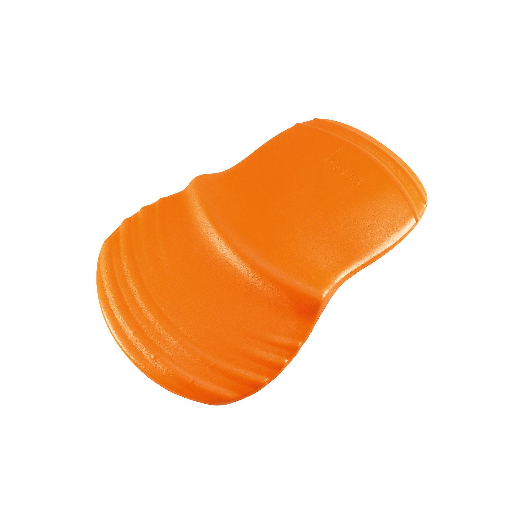 Массажный коврик, Teplokid, оранжевыйВсе для пеленания<br>Безопасность малыша – важная часть игр и развития. Коврик для детей  Teplokid изготовлен из вспененного материала. Верхний слой модели мягкий и приятный на ощупь. Коврик имеет специальные бортики в середине, которые слегка фиксируют малыша в горизонтальном положением, что удобно, например, при массаже. По всему коврику установлены углубления для прохождения воздуха по всей поверхности во избежание опрелостей. Все материалы, использованные при разработке и изготовлении коврика безопасны для использования, отвечают всем требованиям экологичности и качества детских товаров, а так же гипоаллергенны.<br><br>Дополнительная информация:<br><br>цвет: оранжевый.<br><br>Коврики Teplokid для игры и массажа можно приобрести в нашем магазине.<br><br>Ширина мм: 670<br>Глубина мм: 60<br>Высота мм: 400<br>Вес г: 150<br>Возраст от месяцев: 0<br>Возраст до месяцев: 12<br>Пол: Унисекс<br>Возраст: Детский<br>SKU: 4968138