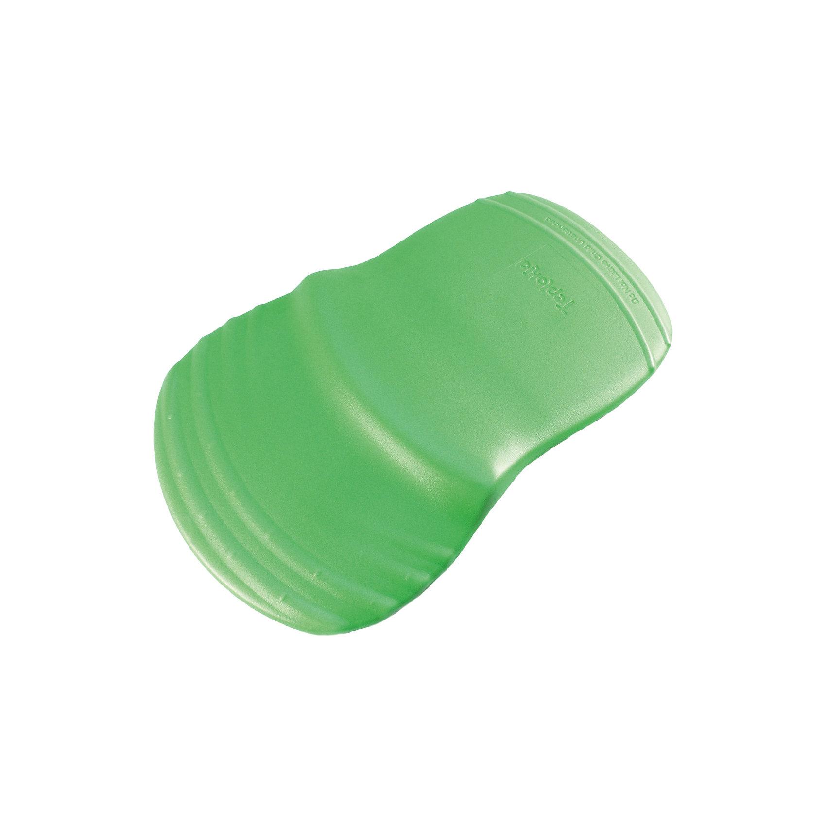 Массажный коврик, Teplokid, зеленыйВсе для пеленания<br>Безопасность малыша – важная часть игр и развития. Коврик для детей  Teplokid изготовлен из вспененного материала. Верхний слой модели мягкий и приятный на ощупь. Коврик имеет специальные бортики в середине, которые слегка фиксируют малыша в горизонтальном положением, что удобно, например, при массаже. По всему коврику установлены углубления для прохождения воздуха по всей поверхности во избежание опрелостей. Все материалы, использованные при разработке и изготовлении коврика безопасны для использования, отвечают всем требованиям экологичности и качества детских товаров, а так же гипоаллергенны.<br><br>Дополнительная информация:<br><br>цвет: зеленый.<br><br>Коврики Teplokid для игры и массажа можно приобрести в нашем магазине.<br><br>Ширина мм: 670<br>Глубина мм: 60<br>Высота мм: 400<br>Вес г: 150<br>Возраст от месяцев: 0<br>Возраст до месяцев: 12<br>Пол: Унисекс<br>Возраст: Детский<br>SKU: 4968139