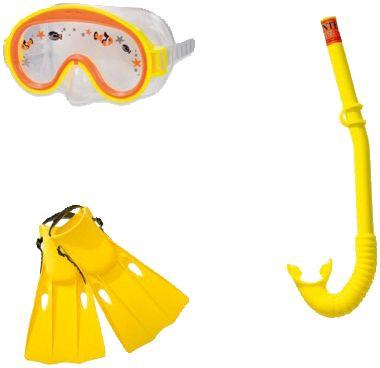 Набор для плавания Искатель приключений , Intex