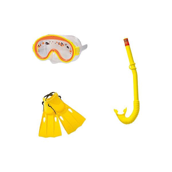 Набор для плавания Искатель приключений, Intex
