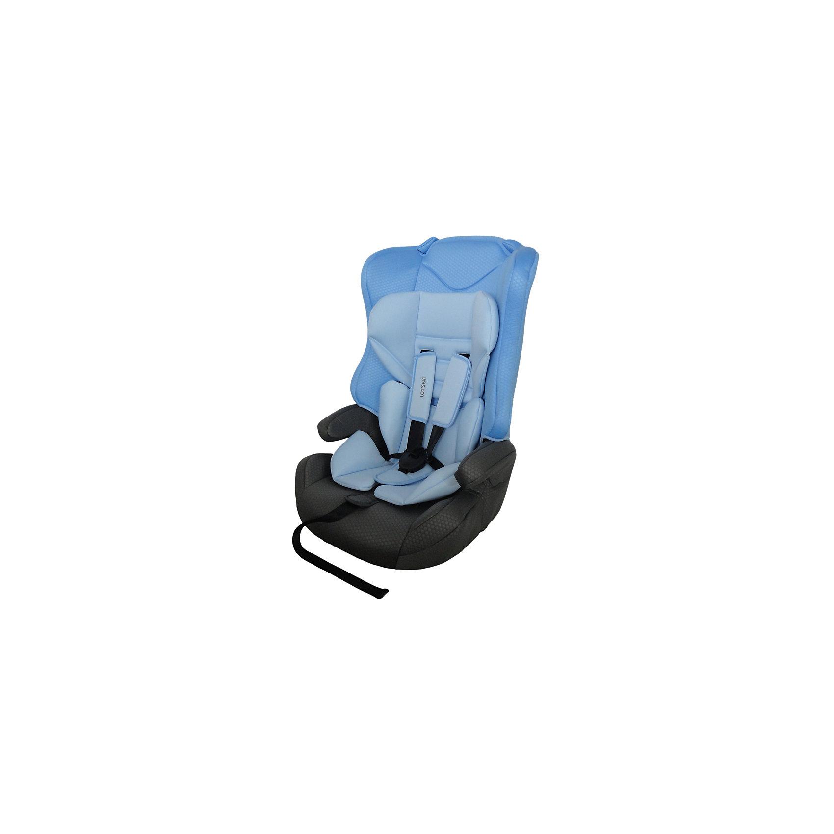 Baby Hit Автокресло Log's Seat 9-36 кг., Babyhit, серо-голубой roswheel mtb road bike bag touchscreen bicycle saddle bag for 5 5 7 phone cycling front frame tube bag bicycle accessories