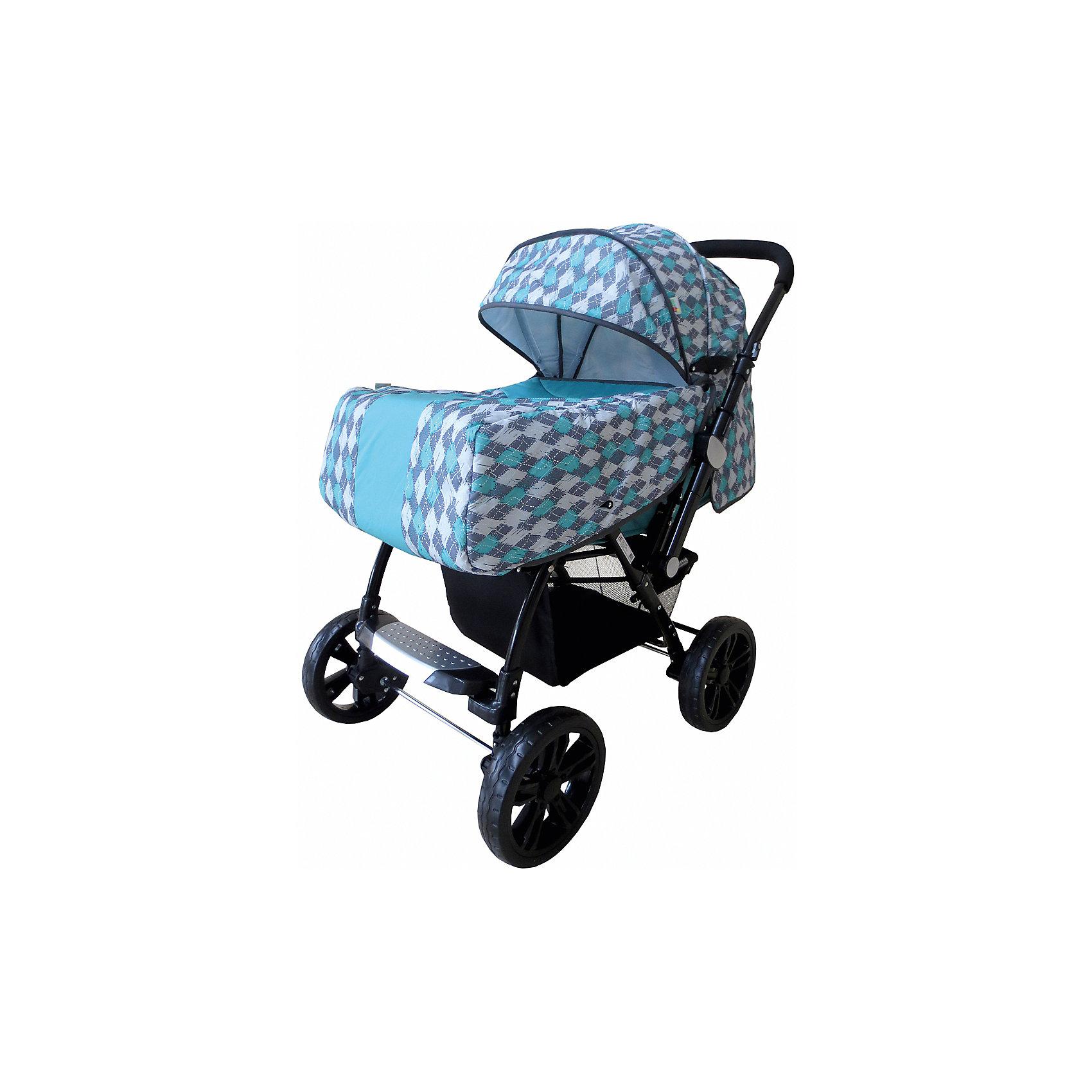 Baby Hit Прогулочная коляска Country MARINE, Babyhit, голубой автодома на колесах бу купить в испании