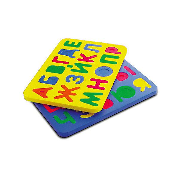 Русский алфавит, Мир деревянных игрушекКасса букв<br>Изучать буквы можно, играя! Специально для самых маленьких разработаны сортеры, сделанные из вспененного легкого приятного на ощупь материала. Вставляя буквы в рамки, малыш будет запоминать алфавит, учиться соотносить фигуры, распознавать цвета, развивать пространственное мышление, память и мелкую моторику. Этот пазл произведен из качественных и безопасных для детей материалов.<br><br>Дополнительная информация:<br><br>цвет: разноцветный;<br>материал: вспененный полимер;<br>размер: 14 х 21 см.<br><br>Пазл Русский алфавит от бренда Бомик можно купить в нашем магазине.<br><br>Ширина мм: 140<br>Глубина мм: 15<br>Высота мм: 205<br>Вес г: 57<br>Возраст от месяцев: 36<br>Возраст до месяцев: 84<br>Пол: Унисекс<br>Возраст: Детский<br>SKU: 4968995