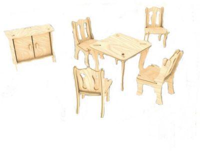 МДИ Гостиная, Мир деревянных игрушек