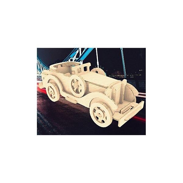Пакард, Мир деревянных игрушек