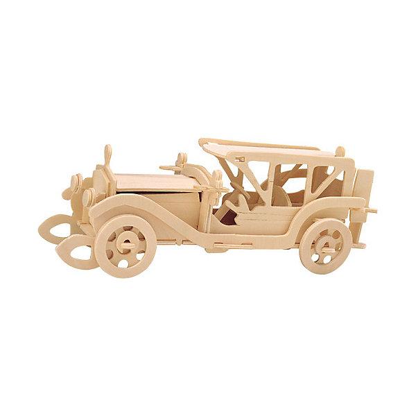Самбим, Мир деревянных игрушекДеревянные модели<br>Оригинальный способ порадовать любящего технику творческого ребенка - этот набор, из которого можно самому сделать красивую деревянную фигуру! Для этого нужно выдавить из пластины с деталями элементы для сборки и соединить их. Из наборов получаются красивые очень реалистичные игрушки, которые могут стать украшением комнаты.<br>Собирая их, ребенок будет развивать пространственное мышление, память и мелкую моторику. А раскрашивая готовое произведение, дети научатся подбирать цвета и будут развивать художественные навыки. Этот набор произведен из качественных и безопасных для детей материалов - дерево тщательно обработано.<br><br>Дополнительная информация:<br><br>материал: дерево;<br>цвет: бежевый;<br>элементы: пластины с деталями для сборки, схема сборки;<br>размер упаковки: 23 х 37 см.<br><br>3D-пазл Самбим от бренда Мир деревянных игрушек можно купить в нашем магазине.<br>Ширина мм: 350; Глубина мм: 50; Высота мм: 225; Вес г: 450; Возраст от месяцев: 36; Возраст до месяцев: 144; Пол: Унисекс; Возраст: Детский; SKU: 4969102;