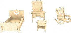 МДИ Спальня, Мир деревянных игрушек