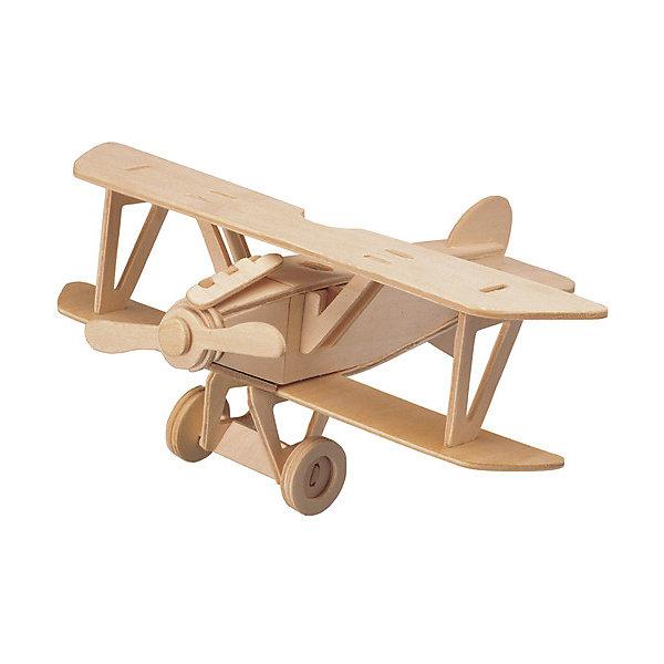Самолет Альбатрос ДВ, Мир деревянных игрушекДеревянные модели<br>Порадовать любящего технику творческого ребенка - легко! Подарите ему этот набор, из которого можно самому сделать красивую деревянную фигуру. Для этого нужно выдавить из пластины с деталями элементы для сборки и соединить их. Из наборов получаются красивые очень реалистичные игрушки, которые могут стать украшением комнаты.<br>Собирая их, ребенок будет развивать пространственное мышление, память и мелкую моторику. А раскрашивая готовое произведение, дети научатся подбирать цвета и будут развивать художественные навыки. Этот набор произведен из качественных и безопасных для детей материалов - дерево тщательно обработано.<br><br>Дополнительная информация:<br><br>материал: дерево;<br>цвет: бежевый;<br>элементы: пластины с деталями для сборки, схема сборки;<br>размер упаковки: 23 х 18 см.<br><br>3D-пазл Самолет Альбатрос ДВ от бренда Мир деревянных игрушек можно купить в нашем магазине.<br><br>Ширина мм: 225<br>Глубина мм: 30<br>Высота мм: 180<br>Вес г: 450<br>Возраст от месяцев: 36<br>Возраст до месяцев: 144<br>Пол: Мужской<br>Возраст: Детский<br>SKU: 4969146